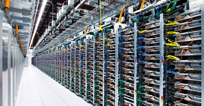 The trend for data center infrastructure.
